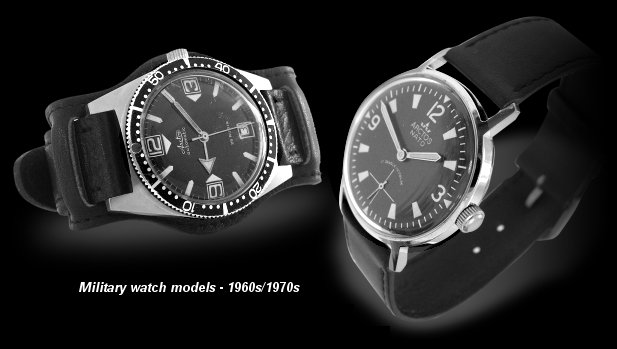 Arctos Military Watches